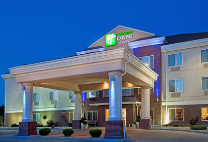 Holiday Inn Express Suites - Dickinson